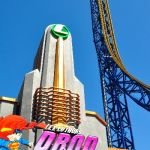 Six Flags Magic Mountain - Lex Luthor Drop of Doom - 001